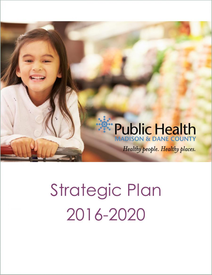 2016-2020 Strategic Plan