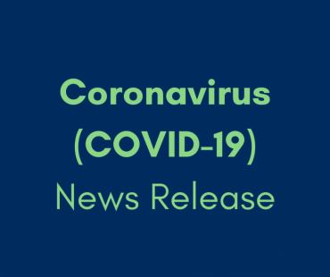 coronavirus (COVID-19) news release